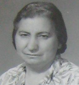 Luisa Garcia, my Grandma Abuela
